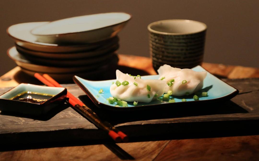 »Crystal Shrimp Dumpling«